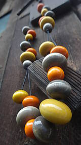 Náhrdelníky - Orangina - 8251508_