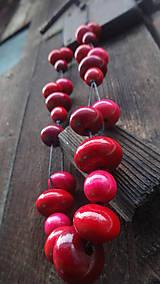 Náhrdelníky - Bloody Mary long - 8251569_