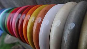 Náramky - Multicolor ploché náramky - 1 - dopredaj - 8251596_