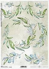 Papier - Ryžový papier ITD 1155 - 8251104_