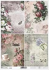 Papier - Ryžový papier ITD 1158 - 8251129_