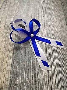 Pierka - Pierko velke modre - kralovska modra - 8249765_