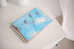 Papiernictvo - Letný fotoalbum - pre cestovateľov - 8254986_