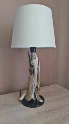 Svietidlá a sviečky - Stolová lampa - 8255737_