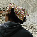 Ozdoby do vlasov - Speciální šatka do vlasů - 8255186_