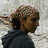 Ozdoby do vlasov - Speciální šatka do vlasů - 8255187_