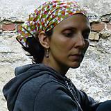 Ozdoby do vlasov - Speciální šatka do vlasů - 8255190_