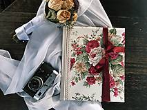 Papiernictvo - Vintage fotoalbum - 8255632_