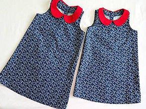 Detské oblečenie - šatičky pre sestričky - 8254656_