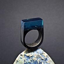 Prstene - Drevený prsteň: Tichý svet - 8256043_