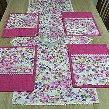 Úžitkový textil - Orgován - prestieranie 25x35 - 8253011_
