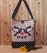 - Nákupná taška - svadba - 8254787_