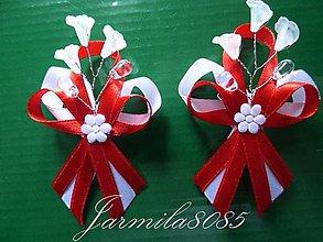 Pierka - Netradičné svadobné pierka pre hostí - 8253757_