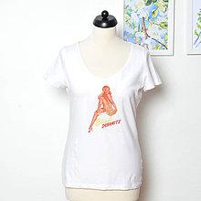 Tričká - Tričko Blond Dynamite, vel. S - 8254195_