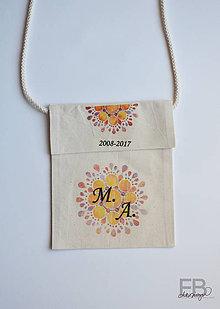 Iné tašky - Batohy na rozlúčku - 8256490_