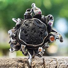Prstene - Plameň - 8258888_