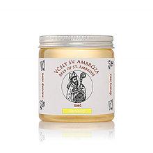 Potraviny - citrusový med - 100% včelí surový, 350g - 8258900_