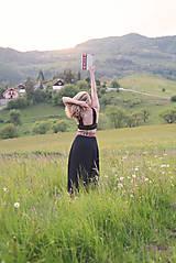 """Sukne - Sukňa a top """"Moja Marína - 8259171_"""