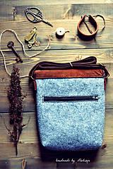 Tašky - Unisex (ale hlavné pre pánov) - 8259183_