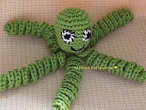 Hračky - chobotnička ♥ - 8256831_
