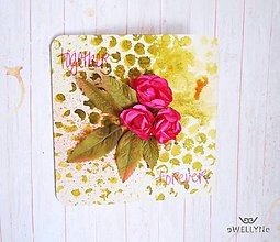 Papiernictvo - together forever /green/ - 8257986_