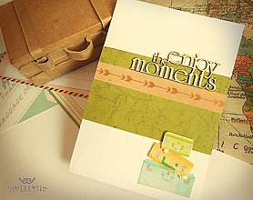 Papiernictvo - enjoy the moments - 8258317_
