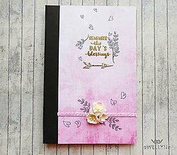 Papiernictvo - blessing/zápisník - 8259807_