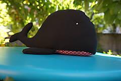 Hračky - ZĽAVA ! veľryba - 8256399_