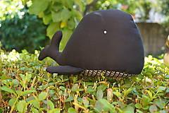 Hračky - ZĽAVA ! veľryba  2 - 8256488_