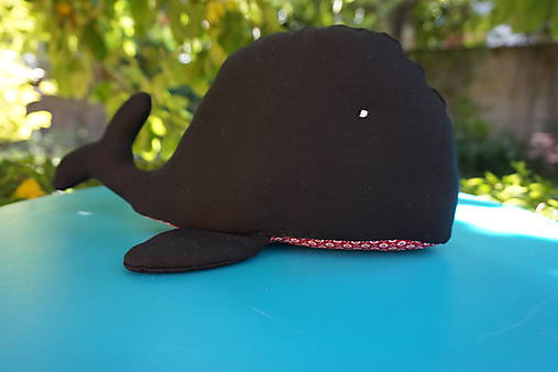 ZĽAVA ! veľryba