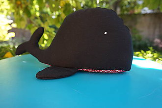 Hračky - veľryba - 8256396_