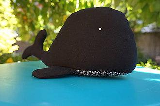 Hračky - veľryba  2 - 8256487_