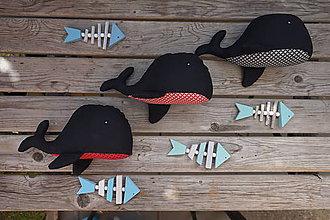 Hračky - veľryba  3 - 8256525_