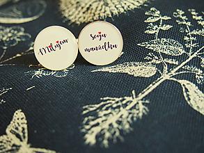 Šperky - Manžetky \