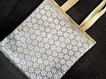 Veľké tašky - Do školy aj na pláž....PVC krajka - 8260614_