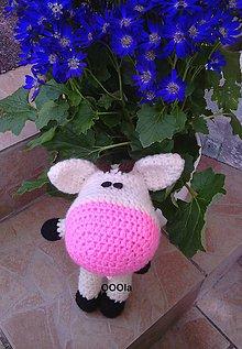 Hračky - kravička - 8261770_