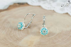 Sady šperkov - Facile Light Turquoise - Set s náramkom - 8261530_