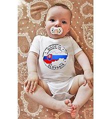 Detské oblečenie - Detské body