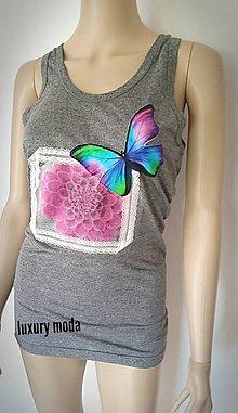 Tielka - Tielko motýľ - 8260708_