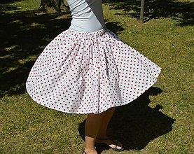 Sukne - Sukničky pre večné dievčatá - 8260065_