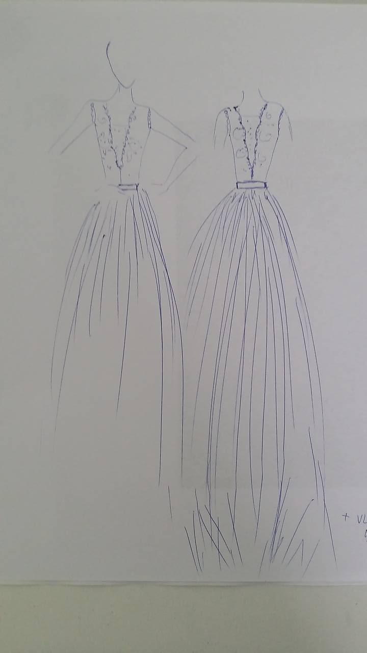 f464b587e5ff ... Šaty - Svadobné šaty pre Katariinaa - 8261466