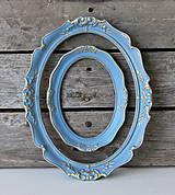 Rámiky - Sada starožitných vintage rámov VII. - 8262860_