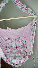 Textil - Matrac do hačky - duté vlákno - 8265340_