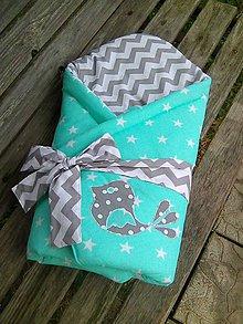 Textil - rýchloviazačka mentol - 8266010_