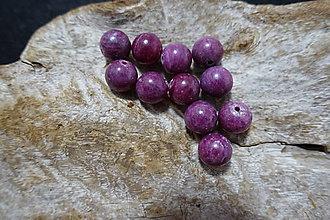Minerály - Rubín I 10mm - 8265934_