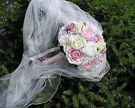 Kytice pre nevestu - svadobná kytica: