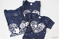 Detské oblečenie - Súprava pre mamu a dcéru VNL - 8263964_