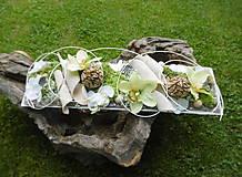 Dekorácie - orchideová dekorácia - 8268379_