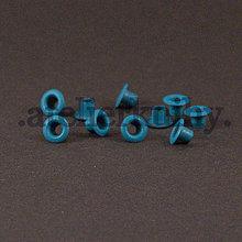 Komponenty - Priechodky 7,5/4mm tyrkys - 8268413_