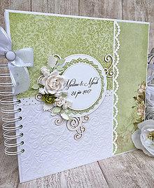 Papiernictvo - Svadobný fotoalbum - 8267340_